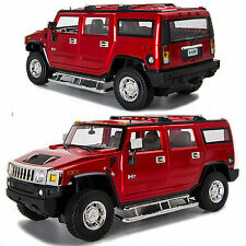Hummer H2 Radio Controlled Model Car RC with Light Licensed Car Car Scale 1:14