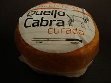 1 UN 200 gr / 7 oz  SPICY CURED GOAT CHEESE (Portugal) Free shipping worldwide
