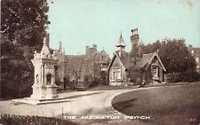 Ipswich Suffolk Uk Aboretum~Dainty Series Postcard 1905