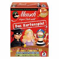 Schmidt Spiele Mensch ärgere Dich nicht, Das Kartenspiel Familienkartenspiel