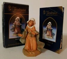 "5"" Fontanini Mary-Christmas Nativity-Italy 2005 #72512"