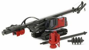 Conrad 2515 Delmag Drill Rig RH18/200 w/Rotary Head BT200 ABI Exclusive 1:50 New