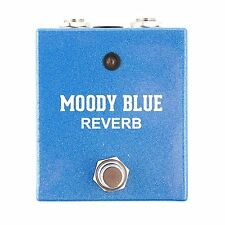 Henretta Engineering - Moody Blue Reverb Guitar Effect Pedal