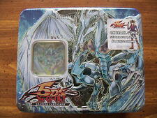 2008 KONAMI YU-GI-OH 5D'S STARDUST DRAGON FACTORY SEALED COLLECTIBLE TIN