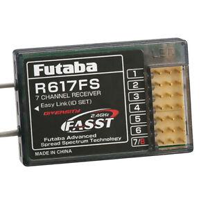Futaba Systems R617FS 7-Channel FASST Receiver