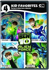 4 Kid Favorites: The Ben 10 Alien Force Collection [New DVD] Boxed Set