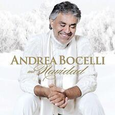 ANDREA BOCELLI - MI NAVIDAD (MY CHRISTMAS REMASTERED)  CD NEW+