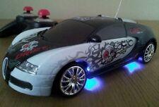 Bugatti Veyron ricaricabile radiocontrollo Macchina Telecomandata 4WHEEL GUIDA