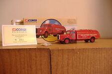 ~Corgi~Classic Fire Service~White Tanker Volunteer Fire Dept.~98452~