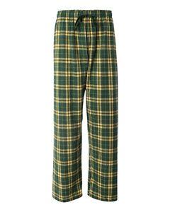Boxercraft - Unisex Fit, Flannel Pants, Cotton, Fashion Lounge, Team Sport S-XXL