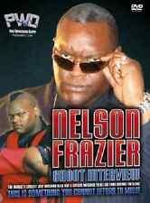 Big Daddy V Shoot Interview DVD-R, WWF Wrestling WWE Mabel Viscera
