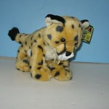 New Wild Republic K&M Cheetah Cub Wild Animal Buddy Pal