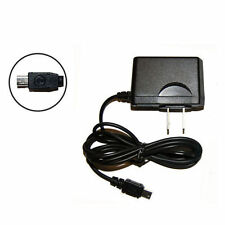 mini USB AC HOME WALL CHARGER for MP3 Creative Zen MicroPhoto V Plus