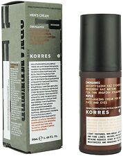 Korres Maple Anti Ageing & Anti Wrinkle Firming Face & Eyes Cream For Men 50ml
