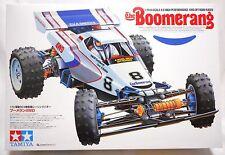 Tamiya 1/10 RC 58418 Boomerang (2008) NIB /Very Few Limited Production