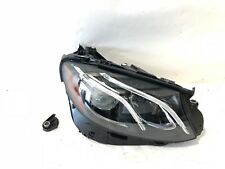 2017 2018 MERCEDES-BENZ E300 E400 E500 E550 PASSENGER RIGHT SIDE HEADLIGHT OEM