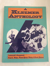 A Klezmer Anthology, arr. by S.W.Milstein
