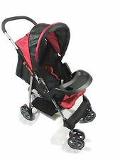 Baby Pram Travel System Pushchair Stroller Buggy Infant Kids Folding Sleep Pram