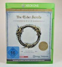 The Elder Scrolls Online: Tamriel Unlimited (Microsoft Xbox One, 2015) - Spiel