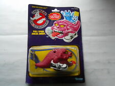 The Real Ghostbusters Pull Speed Ahead Ghost Kenner 1986 Nos