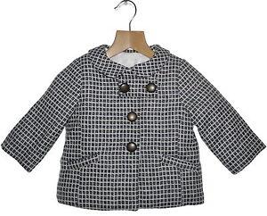 Marie Chantal Girls Little Erica100% Wool A Line Coat Various Sizes NWT