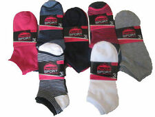 Yes Unbranded Machine Washable Striped Socks for Women