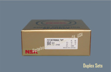 NSK 7213CTRDULP4Y Abec-7 Super Precision Spindle Bearings. ( Set of Two )