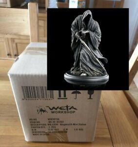 Ringwraith lotr Hobbit WETA MINI statue NEW!  - FREE POSTAGE sideshow