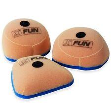 Suzuki RM125 RM250 2004-2010 Nuevos X-Diversión de doble capa de espuma del filtro de aire XAF1007