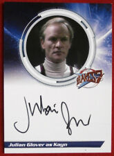 BLAKE'S 7 - JULIAN GLOVER, as Kayn - Autograph Card - Unstoppable Cards 2013