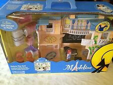 Madeline La Petite Old House in Paris Playset Nib Rare 2004
