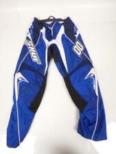 Pantalon moto cross enduro quad Shot Contact bleu homme / femme Taille 36 Neuf