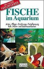 Fische im Aquarium: Arten, Pflege, Ernährung, Fortp... | Buch | Zustand sehr gut