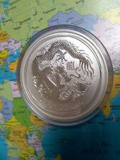 Australien 2012 8 Dollars DRAGON 5 Oz silver 999