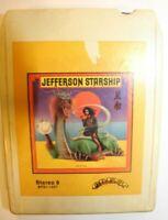 "Jefferson Starship ""Spitfire"" GRUNT 8-TRACK TAPE TESTED Paul Kantner, Slick 1975"