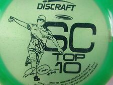 Le Discraft Z Force Green Mf w/Sports Center Top 10 Stamp 174g -New (F2)