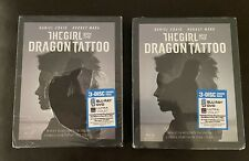 The Girl With the Dragon Tattoo Blu-Ray Brand New Sealed