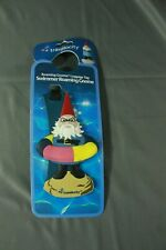 Travelocity Swimmer Roaming Gnome Travel Luggage Tag