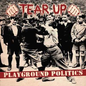 Tear Up - Playground Politics [LP][schwarz]