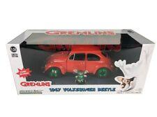"Volkswagen Beetle (1967) Gremlins ""hollywood Series"" Greenlight 1 24 Gl18231gm"