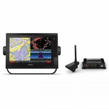 "Garmin Gpsmap 1242 Touch 12"" Marine Gps with Panoptix LiveScope System Bundle"