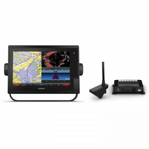 "Garmin GPSMAP 1242 Touch 12"" Marine GPS with Panoptix LiveScope System Bundle"