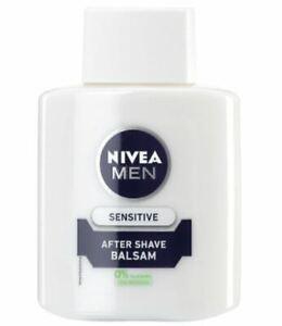 NIVEA MEN After Shave Balsam Sensitive 100 ml - Made in Germany