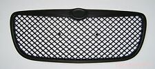 2004-2006 Chrysler Sebring Convertible Sedan Front Grille Black Bentley Style
