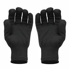 Stainless Steel Wire Fishing Fillet Glove Cut Resistant Thread Weave Tool Glove