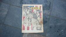 OLD AUSTRALIAN RADIO CALL ENTERTAINMENT NEWSPAPER, 1950 ADELAIDE 1