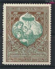 Rusland 105B met Fold 1915 Kriegshilfe (9109061