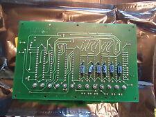 SIX POSITION SEQ PCB NUMBER 14029 ACS-1-0 CIRCUIT BOARD