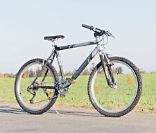 "GERMATEC 26"" Mountainbike 21 Gang Shimano Fahrrad RST Federgabel Herrenrad Bike"