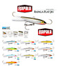 Rapala Flat Jig® Deep Water Fishing Ice Lure 4 - 6cm 16 - 34g Various Colours